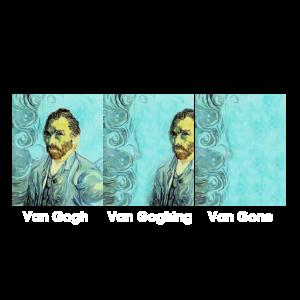 Van Gogh Van Goghing Van Gone Meme