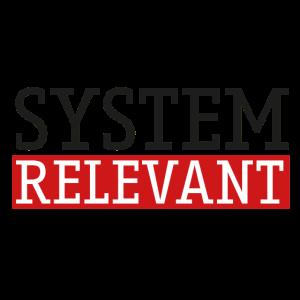 systemrelevant 2 mit rot