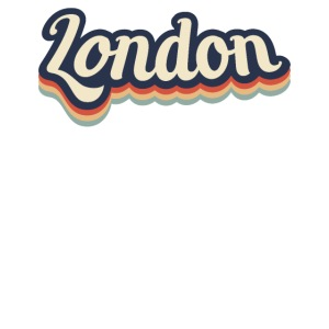 Vintage London Souvenir - Retro London