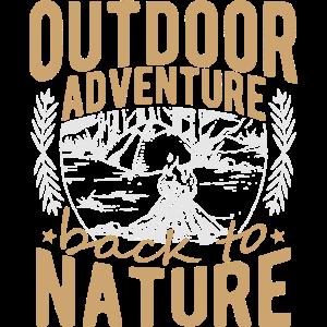 Zelten Outdoor Abenteuer Natur Pfadpfinder