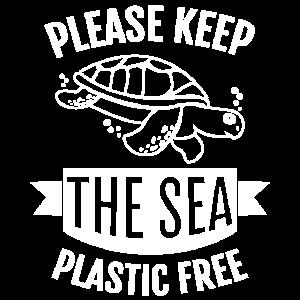 Umwelt Keep Sea Meer Plastikfrei Geschenkidee