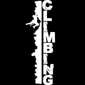 Klettern Kletterer Boulderer klettern Boulder
