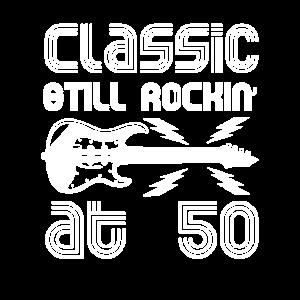 50th Guitar Birthday-Rockin' At 50