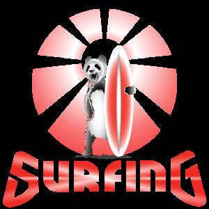SURFING pandabaer