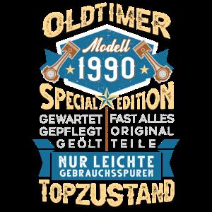 30. Geburtstag Oldtimer Topzustand 1990