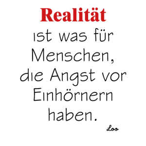 Realitaet