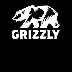 Grizzly Outdoor Tee Männer Frauen Kinder