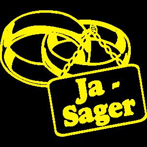 Ja Sager ...+