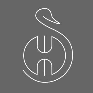 Logo white Swom