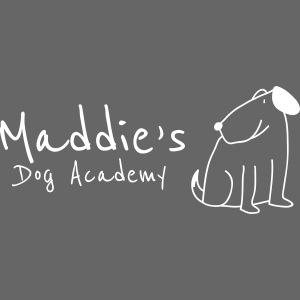 Académie des chiens de Maddie (blanc)