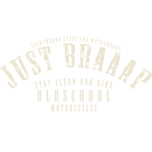 JUSTBRAAP beige Patch