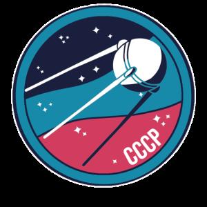 Sputnik UDSSR Sowjetunion Satellit Russland