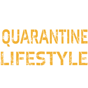 Quarantine Lifestyle grunge T-Shirt, Hoddie etc.