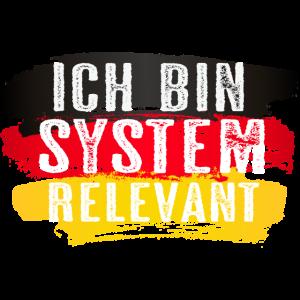 system relevant germany