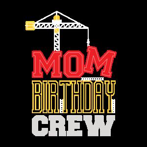 Mamas Geburtstagsoutfit