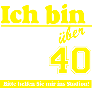 40 Jahre , über 40 Stadion , Fußball ...+