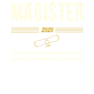 Magisterabschluss Sponsion Absolvent Magister 2020