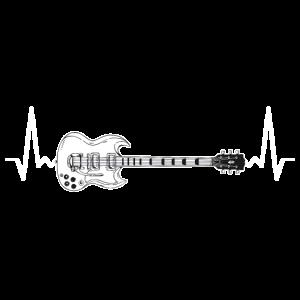 Gitarre Puls