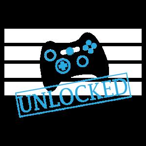 Controller Unlocked Game Gamer Zocker Zocken