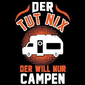 Camper Camping Wohnwagen