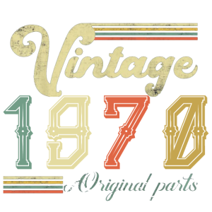 Vintage Birthday Costume Gifts