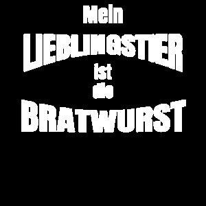 Lieblingstier Bratwurst