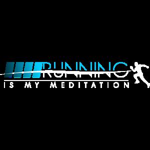 Running is my Meditation