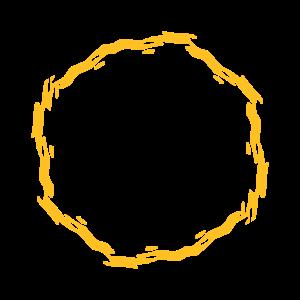 Kreis Rund Abstrakes Design