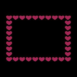 Rechteck Herz Anpassbar Herzchen