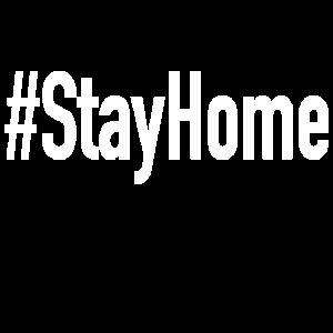 #stayhome zu Hause bleiben