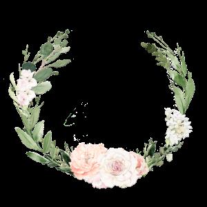 Blumenkranz personalisierbar