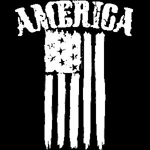 America Flagge