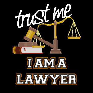 Vertrau mir, ich bin Anwalt