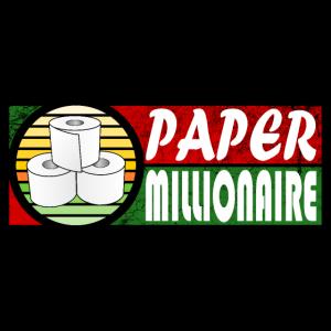 Paper Millionaire schwarz
