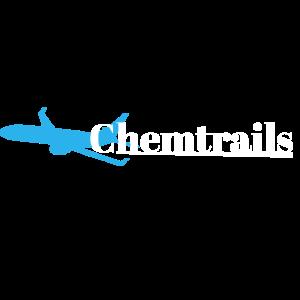 Chemtrails Flugzeug Verschwörung
