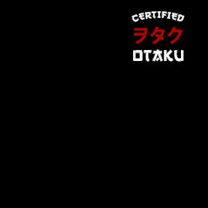 Certified Otaku Pocket Size