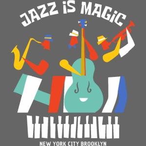 Jazzmusik Magie