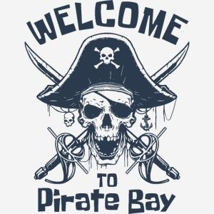 Piratenbucht Seemann