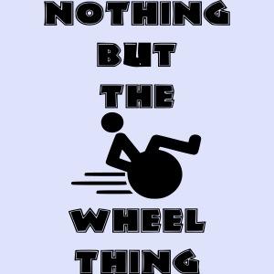 > Niks anders dan een echte rolstoel gebruiker