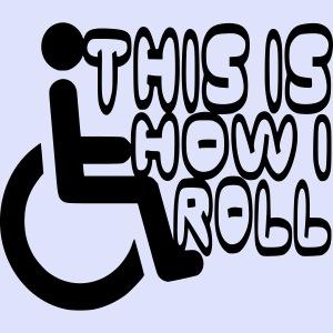 > Zo rol ik met mijn rolstoel