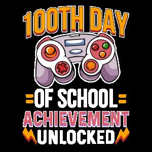 100 Tage Schule Videospiele