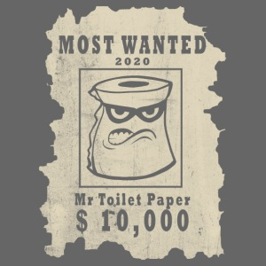 Most Wanted Toalett Papper