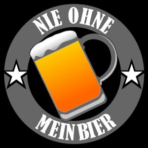Nie ohne mein Bier