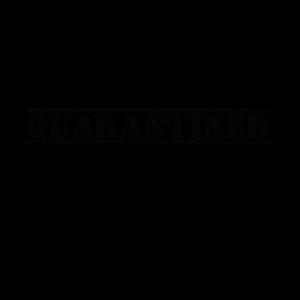 Quarantäne Quarantäne Coronavirus
