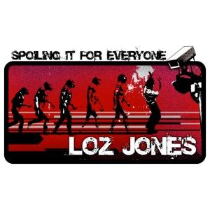 'Spoiling It For Everyone' Album Design