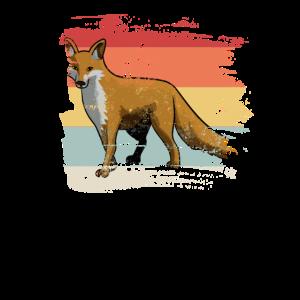 Retro Fuchs