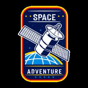 Weltraum-Abenteuer