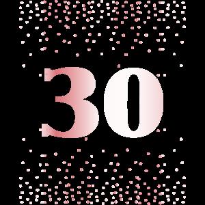 Geburtstag Geschenk Damen 30 Jahre