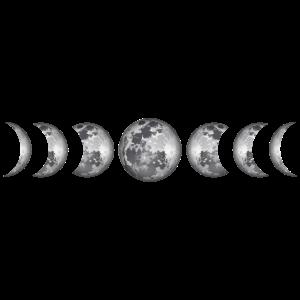 Moon Mond T-Shirt