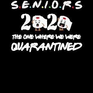 Senioren 2020 Der Ort, an dem wir unter Quarantäne gestellt wurden